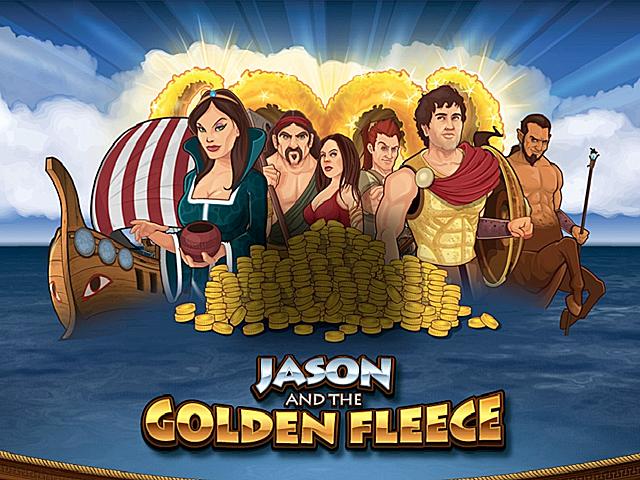 игровой автомат Jason And The Golden Fleece